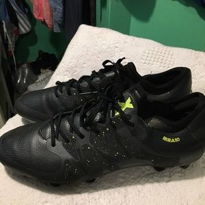 Adidas soccer shoes 15.1